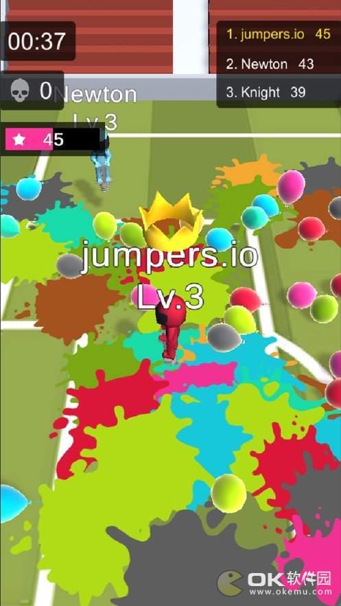跳跃者大作战图3