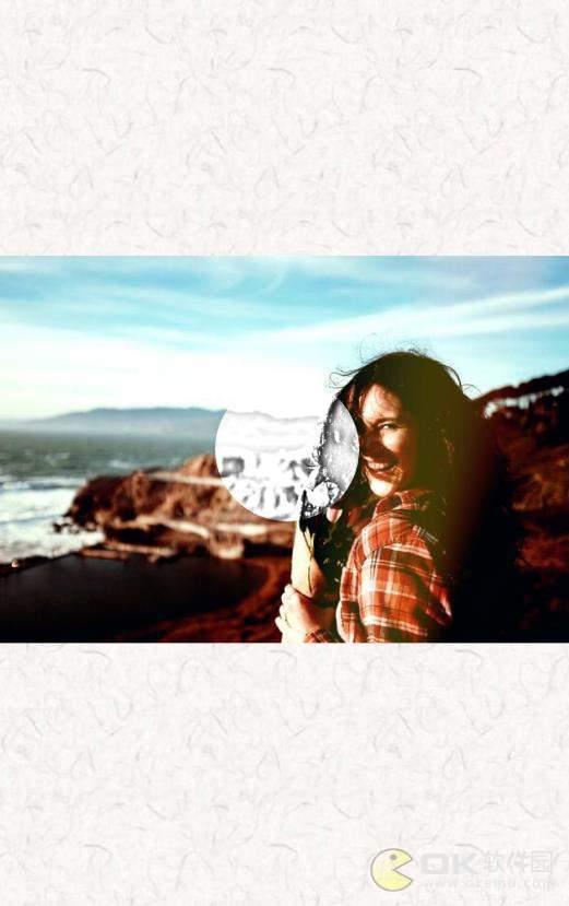 美女素描相机图1