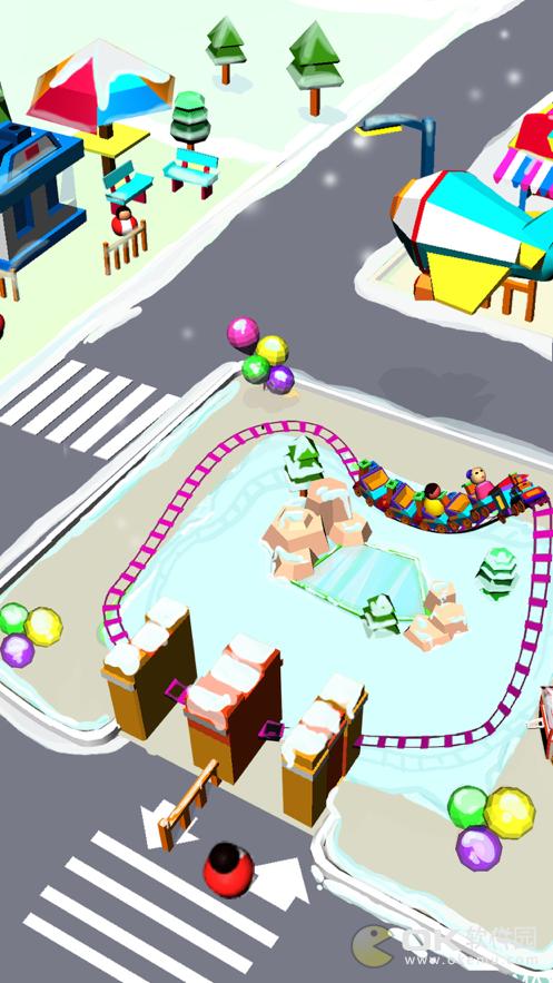 闲置的玩具世界图1