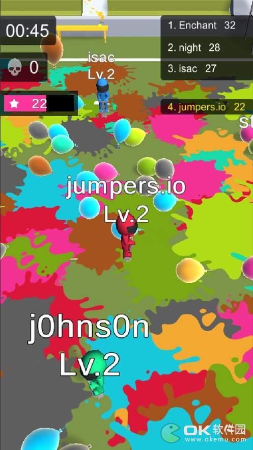 跳跃者大作战图2