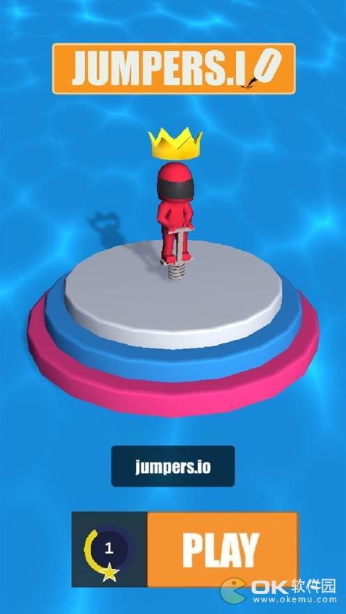 跳跃者大作战图1