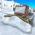 挖掘机装载机雪车