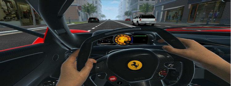 自由度高的开车游戏大全