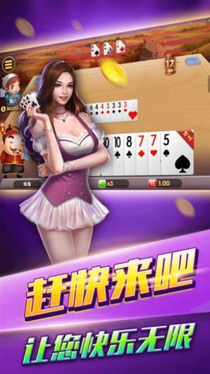 椰子海南三公棋牌 v1.0