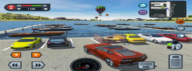 真实模拟驾驶停车游戏大全