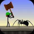 火柴人与蜘蛛手机版