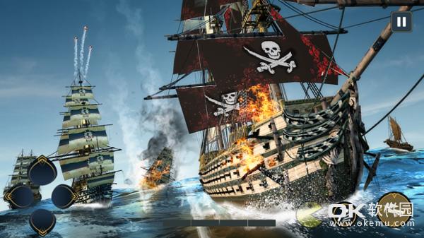 海盗船战斗仿真器苹果版图3