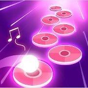 粉色瓷磚立體跳躍手機版