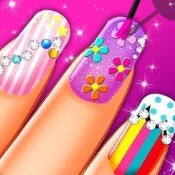 芭比公主美甲日記手機版