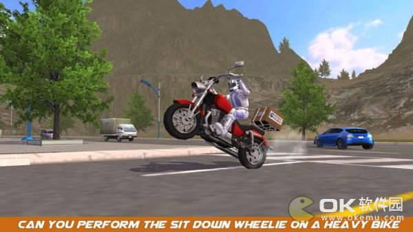 摩托车赛车模拟器手机版图2