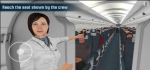 模拟飞机失事手机版图1