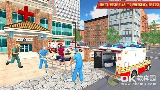 城市救援3D驾驶最新版图2