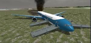 模拟飞机失事手机版图3