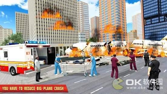 城市救援3D驾驶最新版图1