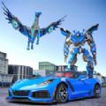 獨角獸機器人汽車飛馬