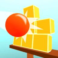 物理弹球方块击破