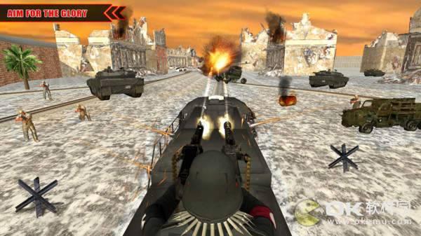 军队列车模拟图2