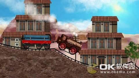 火车躁狂图1