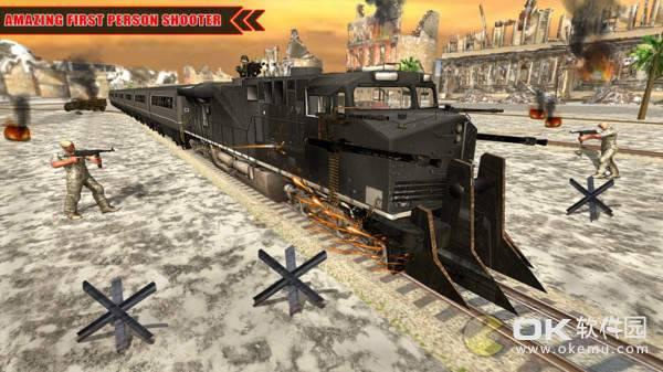 军队列车模拟图1