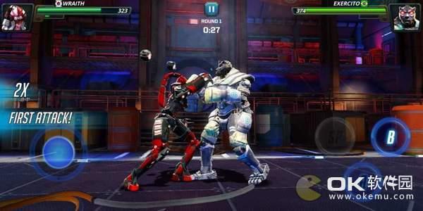 世界机器人拳击2图3
