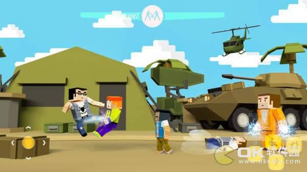 街头战斗模拟器手机版图1