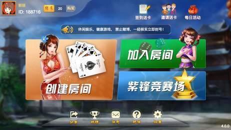 棋朋台州麻将 v1.0