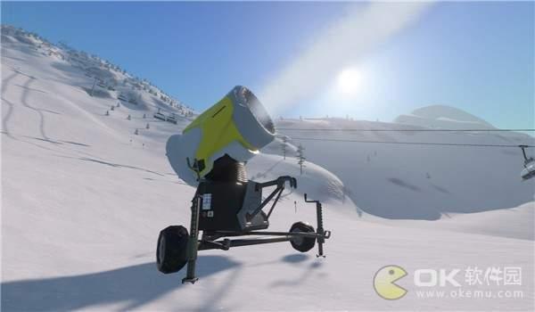 冬季度假地模拟器图1