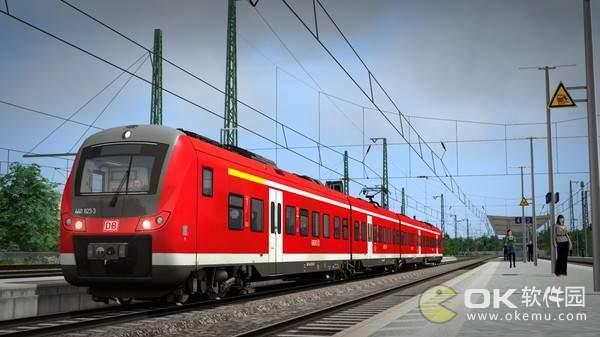 模拟列车2020手机版图1