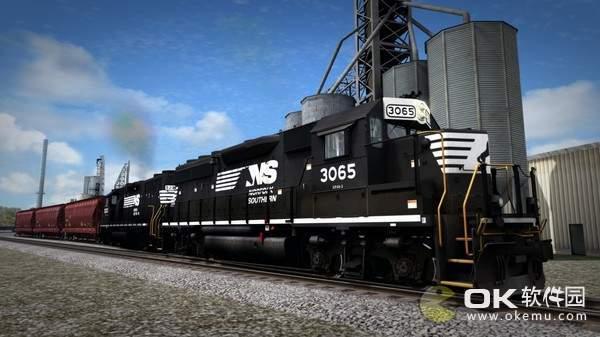 模拟列车2020手机版图2