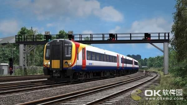 模拟列车2020手机版图3