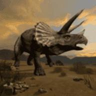 侏罗纪三角龙生存模拟手机版