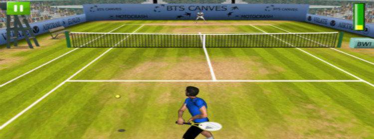 真实网球比赛游戏大全