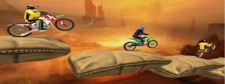 3D自行車游戲大全