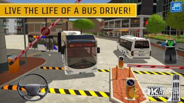 城市公交车模拟器手机版图2