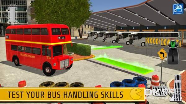 城市公交车模拟器手机版图1
