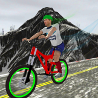 疯狂的自行车驾驶手机版