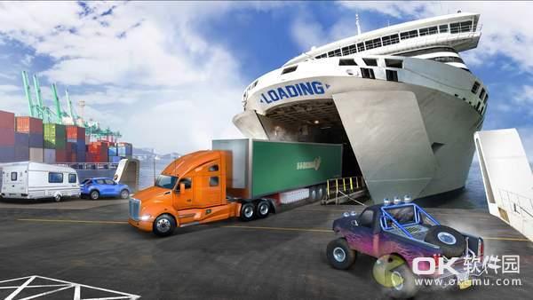 渡轮港口卡车停车模拟器手机版图2