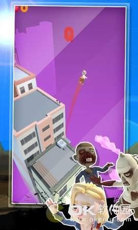 弹跳僵尸3D手机版图2