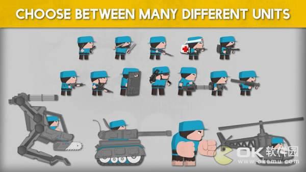 克隆人军队手机版图3
