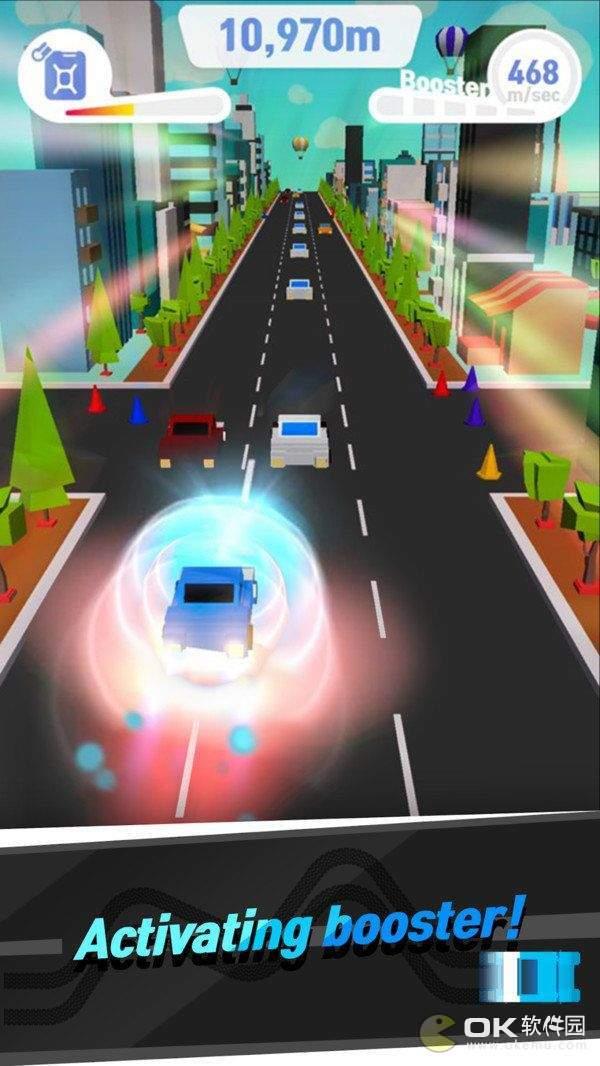 狂野司機最新版圖3