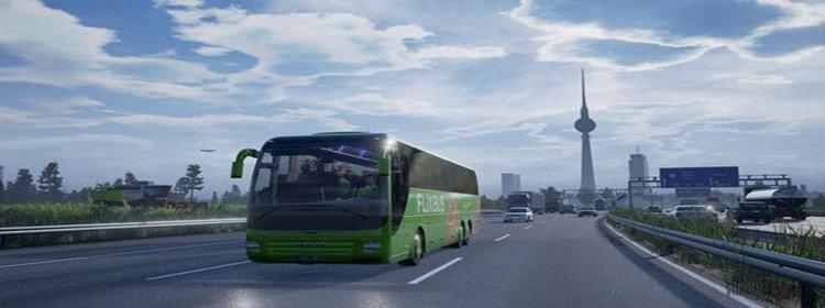 2020模擬全國高速客車游戲