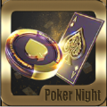 撲克之夜棋牌