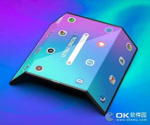 小米双折叠手机外观渲染图出炉:手机平板两不误