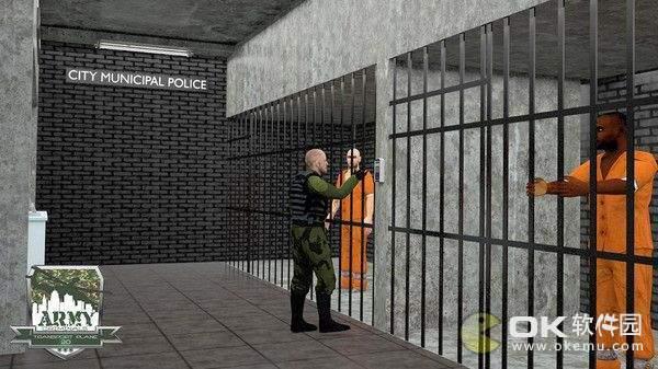 罪犯运输模拟器2图1