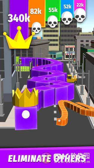 Boas.io Snake vs City图5