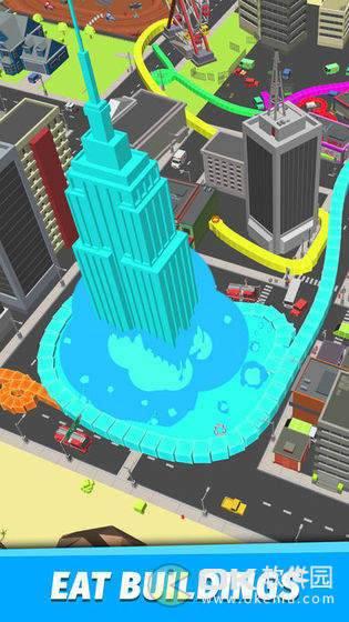 Boas.io Snake vs City图3
