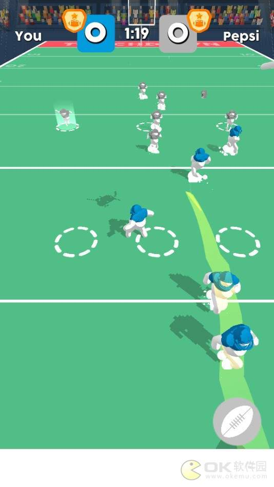 肥子橄榄球图1