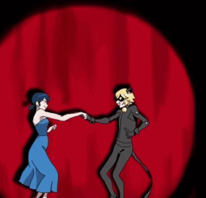抖音情侣跳舞gif表情包