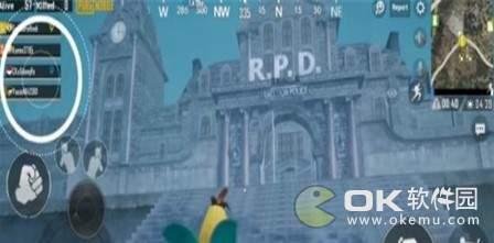 刺激战场RPD丧尸城刷新点位置一览