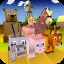 块状动物模拟器
